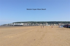 Weston-Super-Mare Beach 2