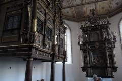 Liberec Schloss privat Kapelle